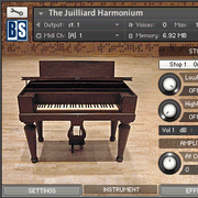 Bolder Sounds Juilliard Harmonium