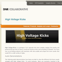 DNR Collaborative High Voltage Kicks
