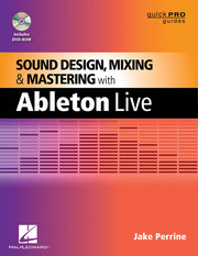 Jake Perrine Sound Design, Mixing and Mastering with Ableton Live