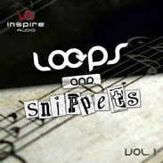 Inspire Audio Loops and Snippets