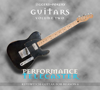 Jiggery-Pokery Guitars Vol 2 Performance Telecaster