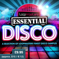 Loopmasters Essential Disco
