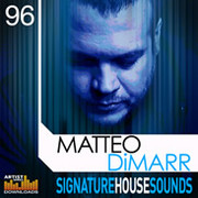 Loopmasters Matteo DiMarr Signature House Sounds