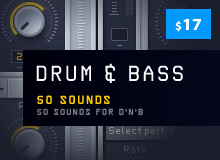MassiveSynth Drum & Bass