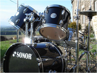 The Control Centre Sonor Drums