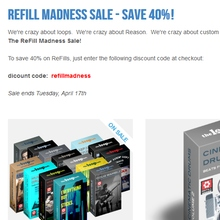 The Loop Loft ReFill Madness Sale