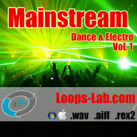 Loops Lab Mainstream Vol 1 Dance & Electro