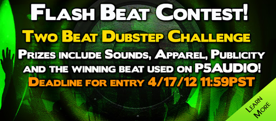 Two Beat Dubstep Challenge