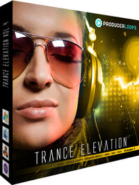 Producer Loops Trance Elevation Vol 4