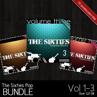 Roqstar The Sixties Pop Bundle