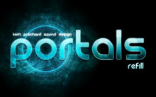 Portals ReFill by Tom Pritchard