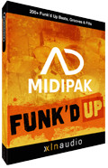 XLN Audio FUnk'd Up MIDI Pak