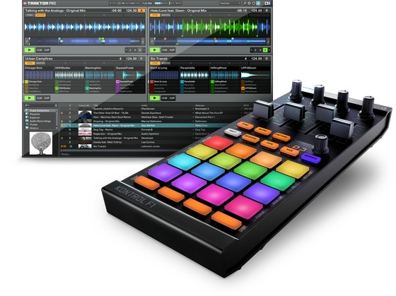 Native Instruments Traktor 2.5