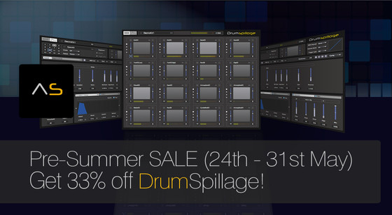 AudioSpillage Pre-Summer Sale