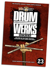 Beta Monkey Drum Werks XXIII Blues