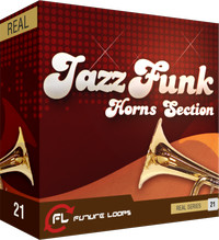 Future Loops Jazz-Funk Horns Section