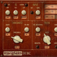 Klanghelm DC8C advanced compressor