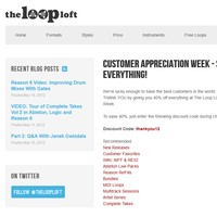 Loop Loft Customer Appreciation Week