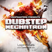 Loopmasters Dubstep Mechatron