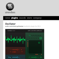 Sinevibes website