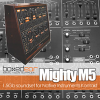 Boxed Ear Mighty M5