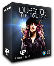 Prime Loops Dubstep Melodies