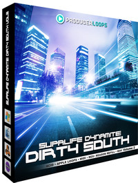 Supalife Dynamite Dirty South Vol 2