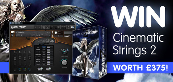 Time+Space Cinemetic Strings 2 contest