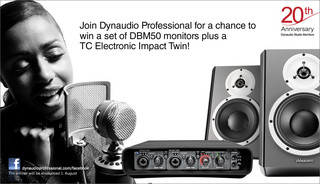 Dynaudio Professional Facebook contest