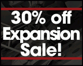 FXpansion 30% off expansions