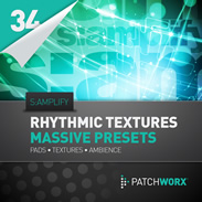 Samplify Rhytmic Textures for Massive