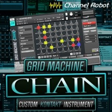 Channel Robot Grid Machine Chain