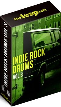 Loop Loft Indie Rock Drums Vol 3