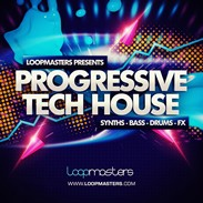 Loopmasters Progressive Tech House