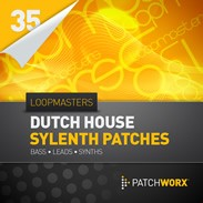 Loopmasters Dutch House Sylenth Patches