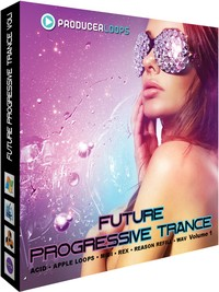 Producer Loops Future Progressive Trance Vol 1