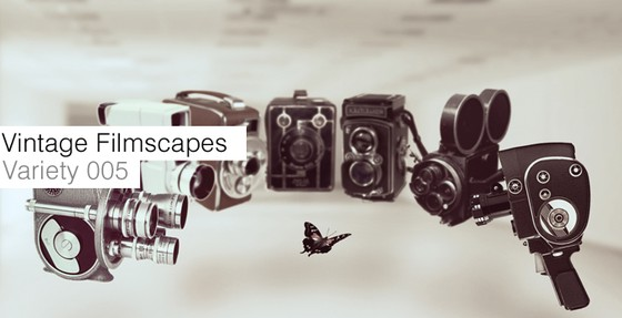 Samplephonics Vintage Filmscapes