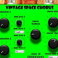 Softrave Vintage Space Chorus