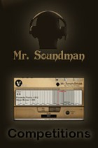 V-Plugs Mr. Soundman Competitions