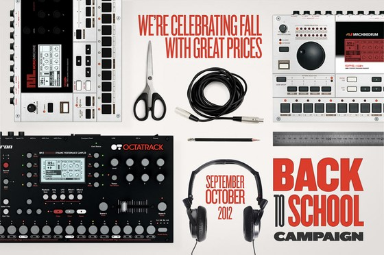 Elektron Back To School Campaign