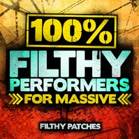 Filthy Patches 100% Filthy Performers