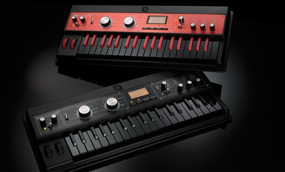 Korg MicroKorg XL+ synthesizer/vocoder + 10th Anniversary