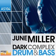 Loopmasters June Miller Dark Complex Drum & Bass