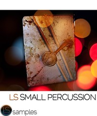 LS Samples LS Small Percussion