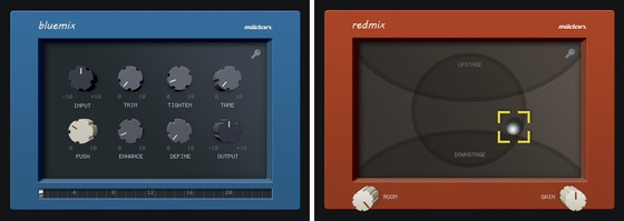 Mildon Studios Bluemix and Redmix