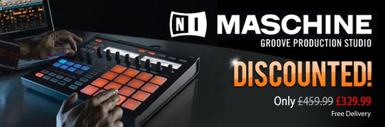 NI Maschine at Prime Plugins