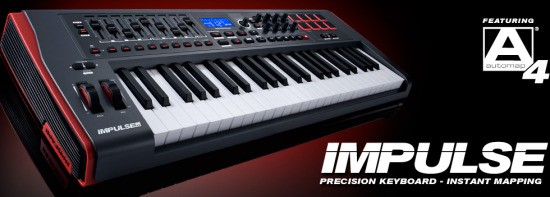 Pro Tools Expert Novation Impulse controller