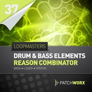 Patchworx Drum and Bass Elements