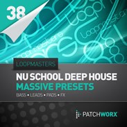 Patchworx Nu School Deep House