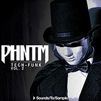Sounds To Sample PHNTM Tech Funk Vol 2